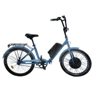 Электровелосипед SMART24-XF48 (500W/48V литиевый аккумулятор 11,6Ah)