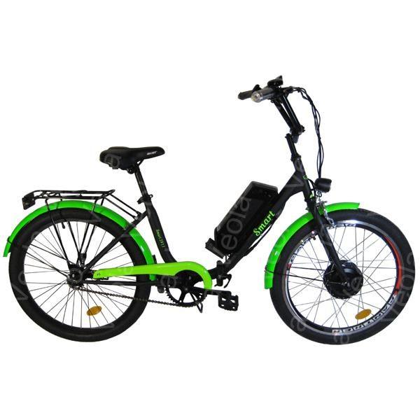 Электровелосипед SMART24-XF15 (350W/36V литиевый аккумулятор 8Ah)