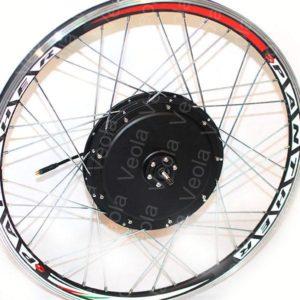 Мотор-колесо (заспицованное) VEOLA XF40(36V,500w)на заднюю ось