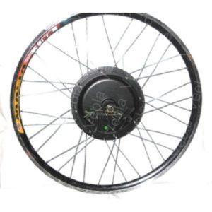 Заспицованное мотор колесо на заднюю ось электровелосипеда 48V 500W