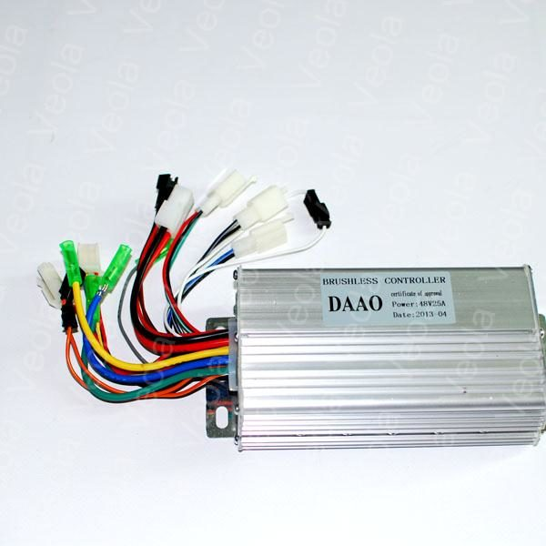 Контроллер для электровелосипеда на 48 V 800W