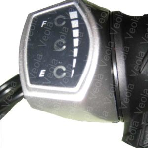 Ручка акселератора 36V (LT118) грипшифт