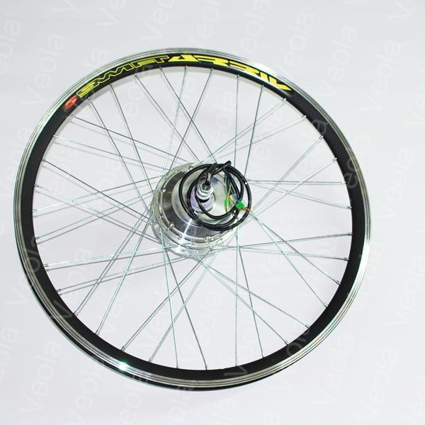 Заспицованное мотор колесо VEOLA XF05 (36v,300w)на заднюю ось электровелосипеда