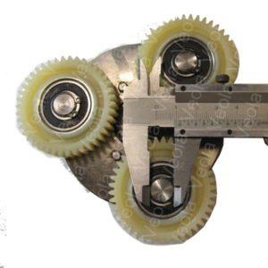 Обгонная муфта в сборе для двигателя MX-01