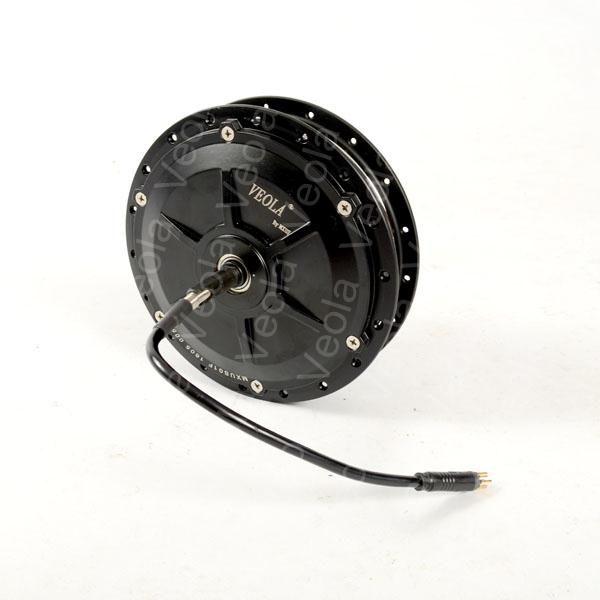 Мотор-колесо VEOLA MX01F(36V,500w)редукторное на переднюю ось