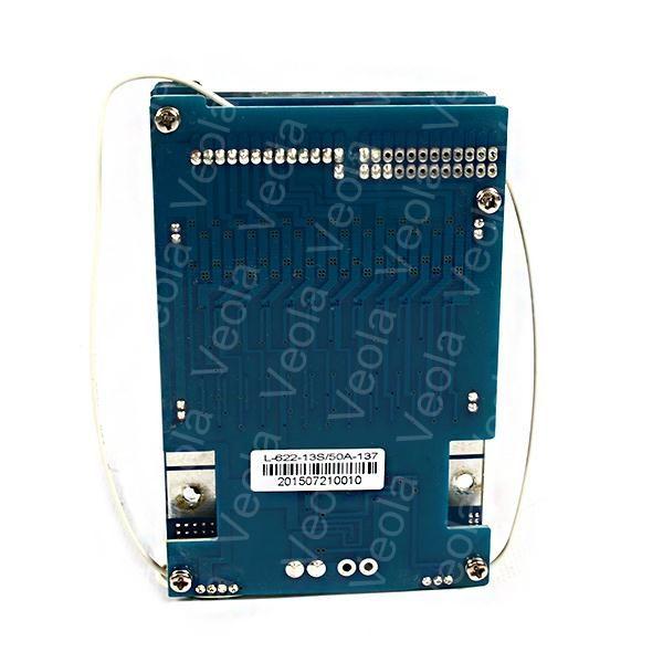 BMS для литий ионных и литий полимерных аккумуляторных батарей на 48V