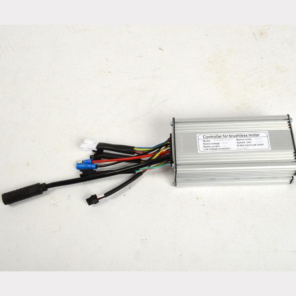 Контроллер 48 V 500W LCD c функцией включения света
