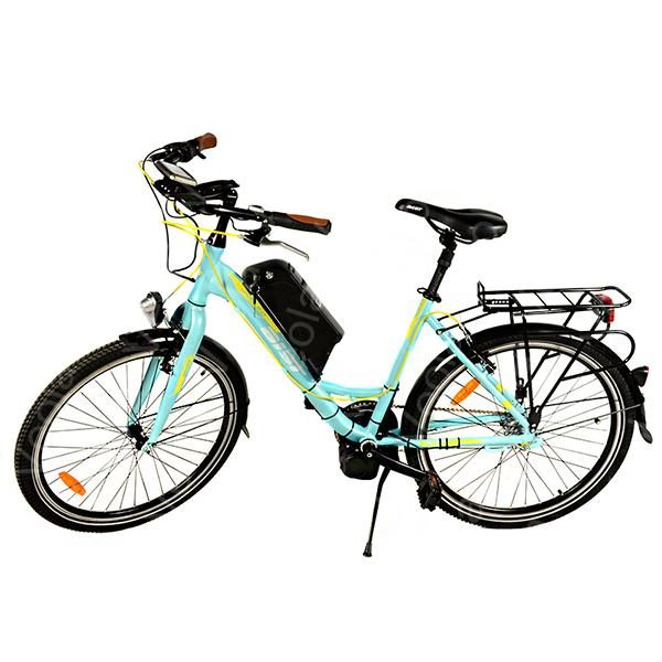 Электровелосипед JAZZ-MID 36V 350W