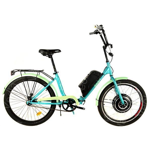Электровелосипед SMART24-XF48 (500W/48V литиевый аккумулятор 10,2Ah)