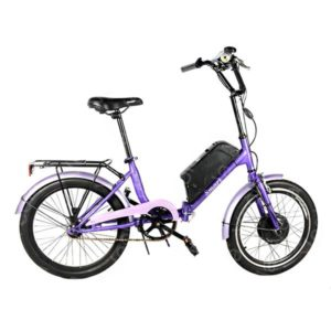 Электровелосипед SMART20-XF15 (400W/36V литиевый аккумулятор 11,6Ah)