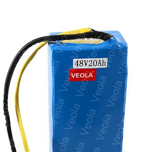 Аккумуляторная батарея для электровелосипедов 48V 20Ah