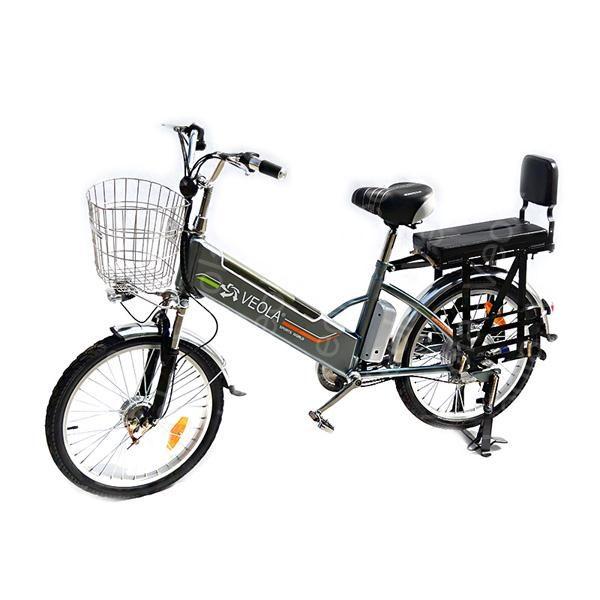 Электровелосипед VEOLA FB 60V 450W,литиевый аккумулятор 11Ah