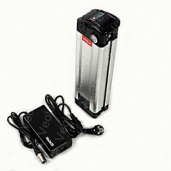 Аккумуляторная батарея для электровелосипедов 48V 12Ah (кейс)