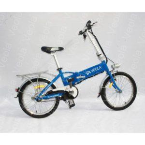 Распродажа витрины. Электровелосипед VEOLA-SL-36 V250W