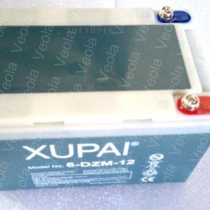 Тяговый аккумулятор для электровелосипедов 6DZM-12 (12V 12Ah)