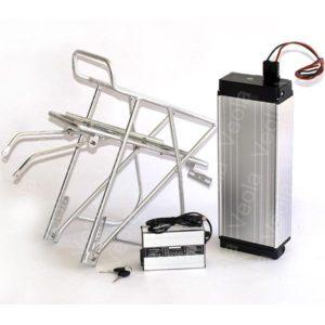 Аккумуляторная батарея для электровелосипедов LiFePo4 48V 10Ah