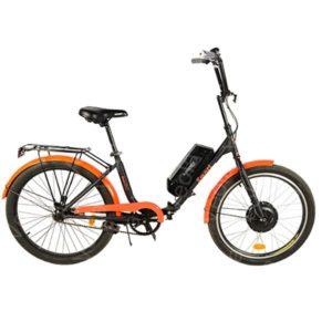 Электровелосипед SMART24-MX01(500W/48V литиевый аккумулятор 10,2Ah)