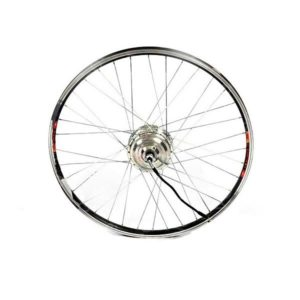 Мотор-колесо VEOLA XF04 (36v,300w) на переднюю ось электровелосипеда