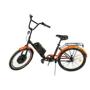 Электровелосипед SMART24-XF48-900 (500W/48V литиевый аккумулятор 10,4Ah)