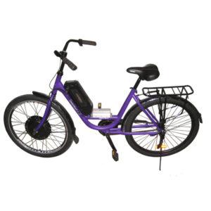 Электровелосипед TRACKER -XF48 (500W/48V литиевый аккумулятор 10,2Ah)