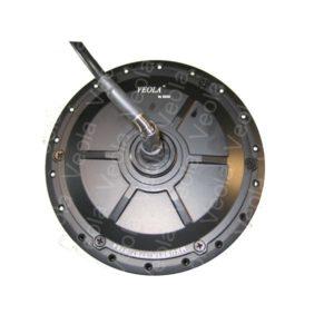 Мотор-колесо VEOLA MX01R(36V,500w)редукторное на заднюю ось