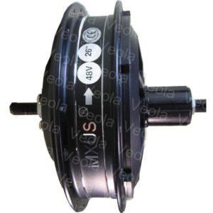 Мотор-колесо VEOLA MX01C(48V,500w)редукторное на заднюю ось