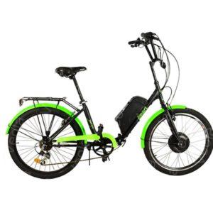Электровелосипед SMART24-MX01 Люкс(500W/48V литиевый аккумулятор 11,6h)