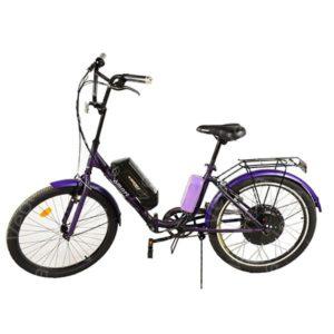 Электровелосипед SMART24-XF48R (500W/48V литиевый аккумулятор 10,2Ah)