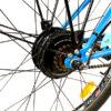 Электровелосипед SMART24-XF07-08 полноприводный(2х350W/36V литиевый аккумулятор 15,6Ah)