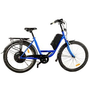 Электровелосипед TRACKER -XF48-900 (500W/48V литиевый аккумулятор 10,2Ah)