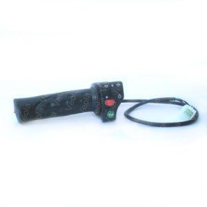 Ручка левая с блоком кнопок к модели BL-ZZW (L:XL: XXL)